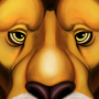 lion by Jon-Fuchsworld