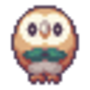 Rowlet by NeithR