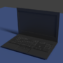 3D Laptop by Mujtahid