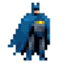 Day #42 - Batman by JinnDEvil