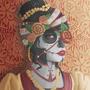 Skull queen by BeckyF