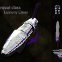 Rorqual-Class Luxury Liner by Cordyceps