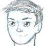 Self Portrait Sketch by BTWComics
