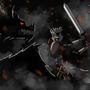 Dragon vs Kitten by timo123top