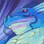 Kitten Vs Dragon.. Fight!! by Delfos