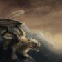 the dragon vs the kitten by flipasouresrex