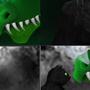 Dragons vs Kittens - Wip by OJARSKY
