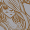Demon Gurl (Lineart)