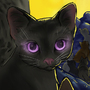 Dragons Vs Kittens by Cortexiphan7