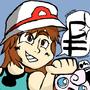 Pokemon Trainer Leaf by alden123