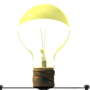 light bulb (lit) by SwanBrown