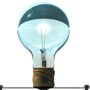 light bulb (glow) by SwanBrown