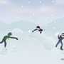 Snowball Fight by Jvanimator