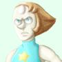 Steven Universe - Pearl by Felixdomestica