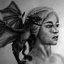 Daenerys Targaryen by Damrock