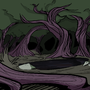 Swamp/dark forest background by Socs