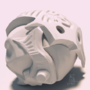 3D helmet by alexandralawre