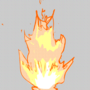fire animation by hellwink