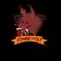 ZombieWolf Logo by ZombieWolfdotNet