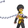 Pixel Art Scorpion by thief9