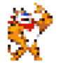 Day #60 - Tony the Tiger by JinnDEvil