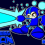 Mega Man by Billy-Chops
