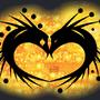 Dragon Heart by skullznshit3000
