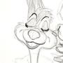 Brer Rabbit by geoxen