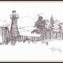 The Light house by WVSSAZ