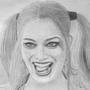 Harley Quinn - Margot Robbie by Damrock