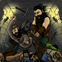 Dwarf King Final Frame by LineDetail