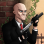 Agent 47 - Oh He Mad by Saulman