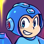 Mega Man by Ktullanyx