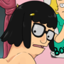 Tina Belcher Friend Fiction by Justown