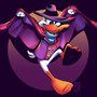 Darkwing Duck by geogant