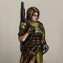 sci-fi character by DeclanMcDermott97