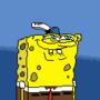Spongebob Pixel pants by ninjamuffin99