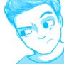 Profile Sketch by BTWComics