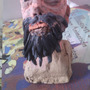 Wise Old Chap (Sculpture) by hreyas