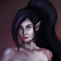 Marceline the vampire by TDFX