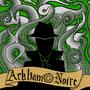 Arkham Noire Logo by Starfazers