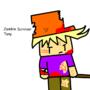 Zombie survivor Tony by 5StarFive