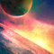 Spacescape - speedpainting