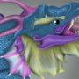 Dragon Fan by JamieCurran