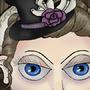 Miss Cordelia Black by JamieCurran