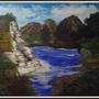 Mountain Falls by WVSSAZ