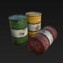 Barrels by DoloresC