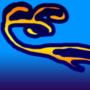 Mozilla Le Blau by GeometryDashCircle
