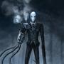 Steampunk Slender Man by SoraNgin