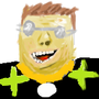 Tykwa's funny picture he drew of my old icon by 1000BucklesofVictory